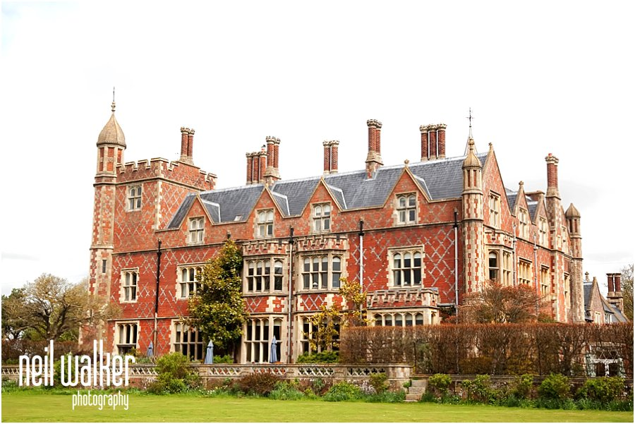 A photo of Horsted Place