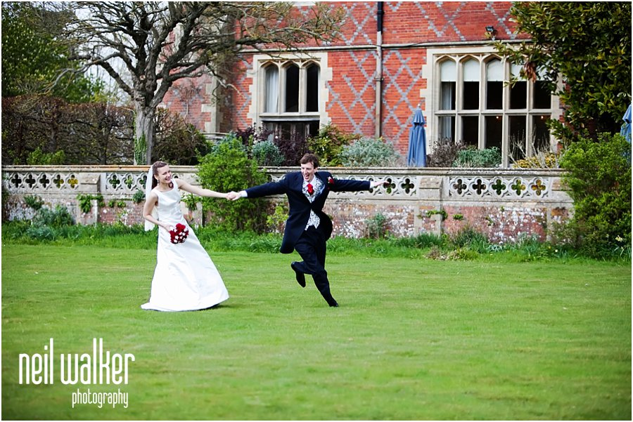 Sussex wedding photographer - Horsted Place