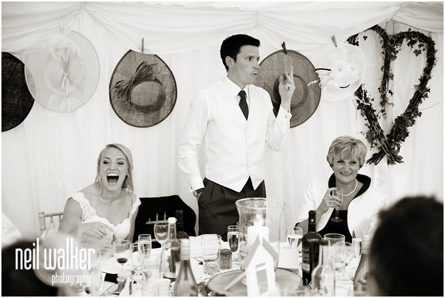 Sussex wedding speeches