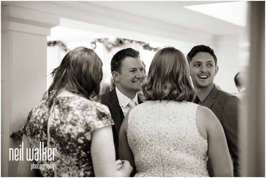 Pembroke Lodge Wedding Photographer - 0025