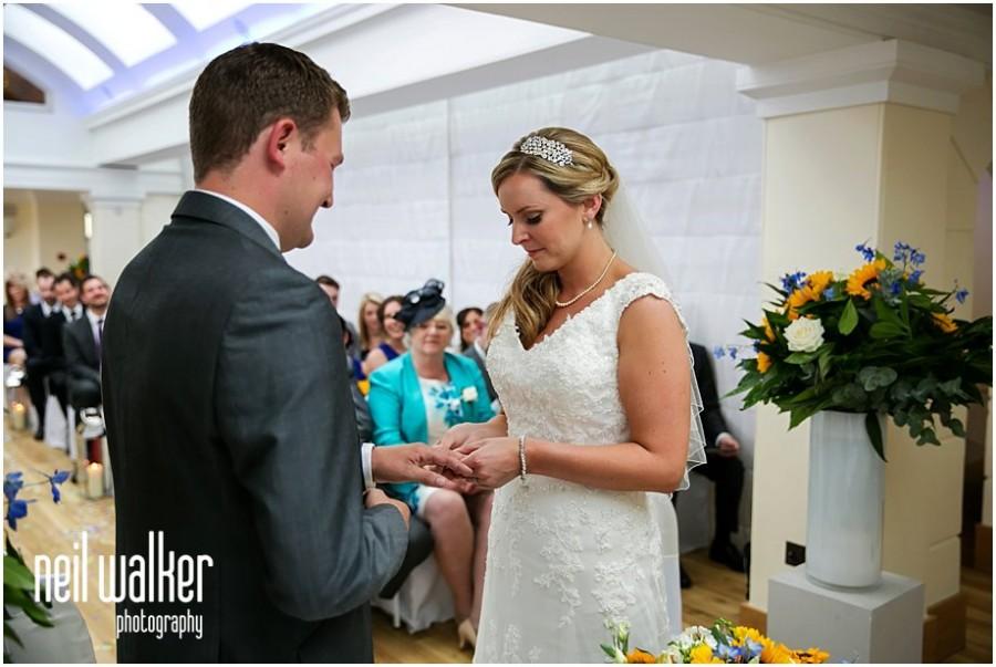 Pembroke Lodge Wedding Photographer - 0069