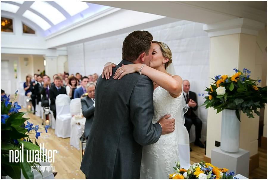 Pembroke Lodge Wedding Photographer - 0070