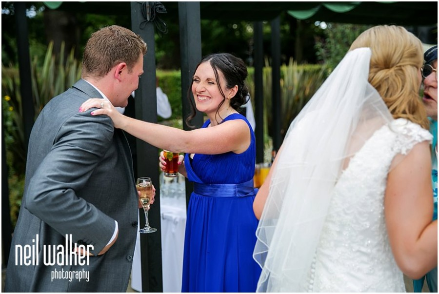 Pembroke Lodge Wedding Photographer - 0085