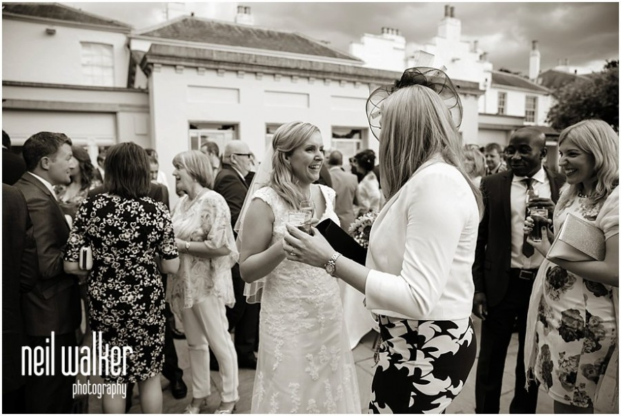 Pembroke Lodge Wedding Photographer - 0086