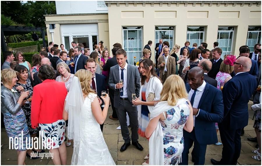 Pembroke Lodge Wedding Photographer - 0088
