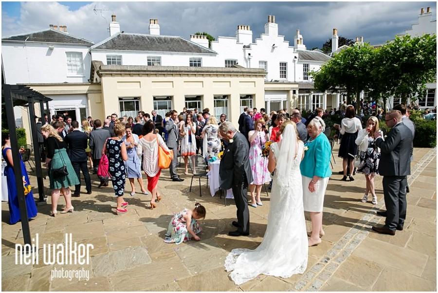 Pembroke Lodge Wedding Photographer - 0092