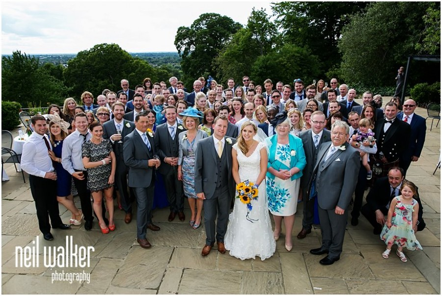Pembroke Lodge Wedding Photographer - 0099