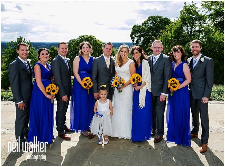 Pembroke Lodge Wedding Photographer - 0101