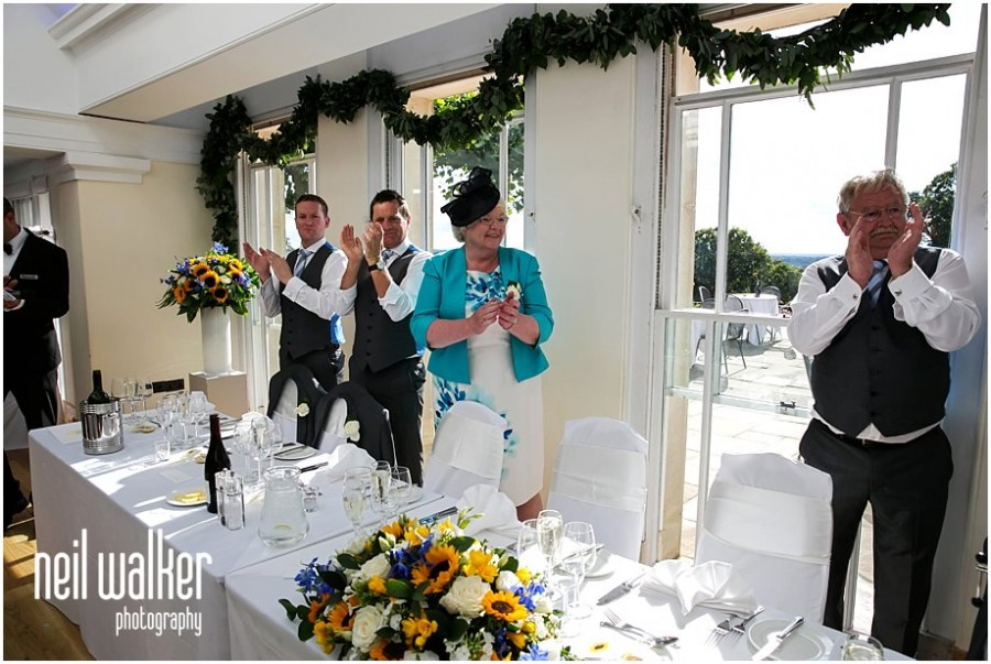 Pembroke Lodge Wedding Photographer - 0113