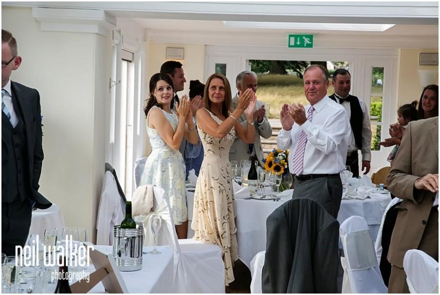 Pembroke Lodge Wedding Photographer - 0116