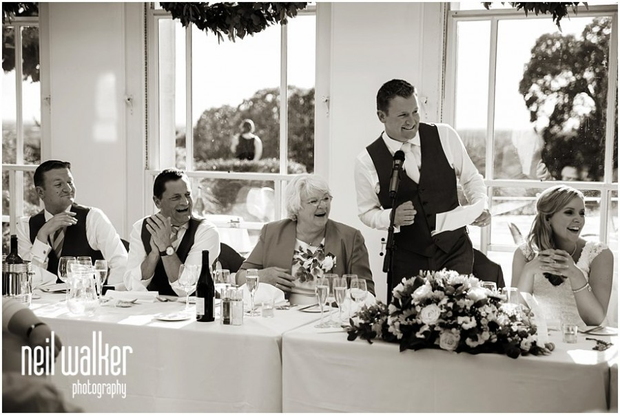 Pembroke Lodge Wedding Photographer - 0141