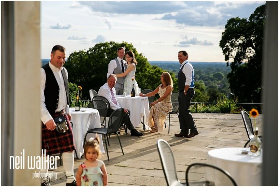 Pembroke Lodge Wedding Photographer - 0170