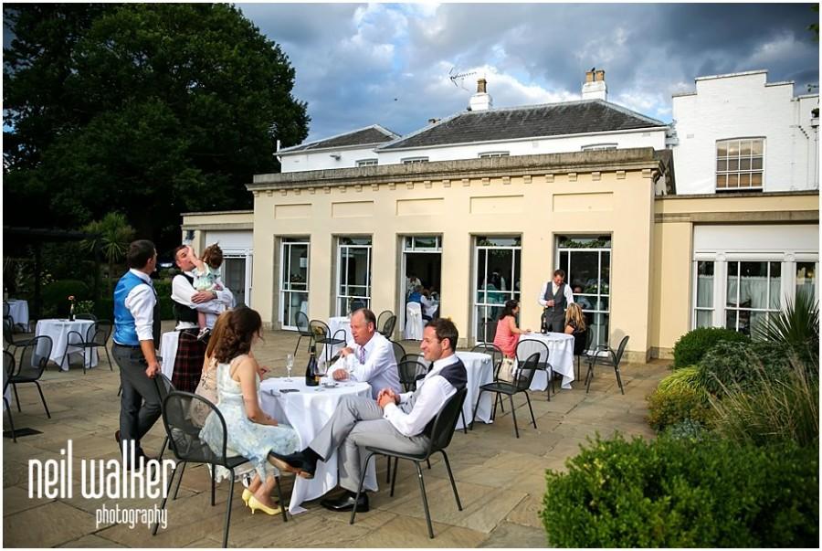 Pembroke Lodge Wedding Photographer - 0171