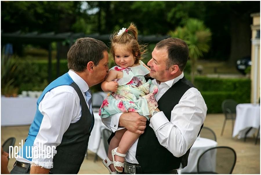 Pembroke Lodge Wedding Photographer - 0172