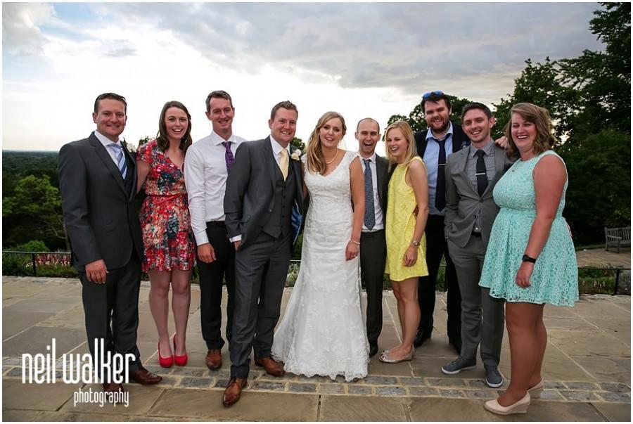 Pembroke Lodge Wedding Photographer - 0180