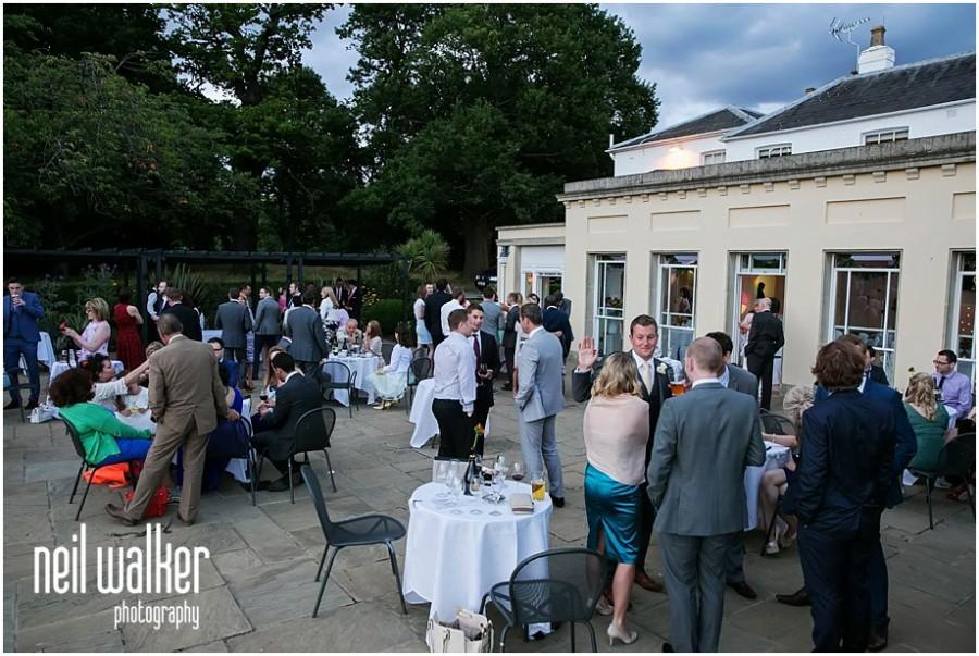Pembroke Lodge Wedding Photographer - 0191