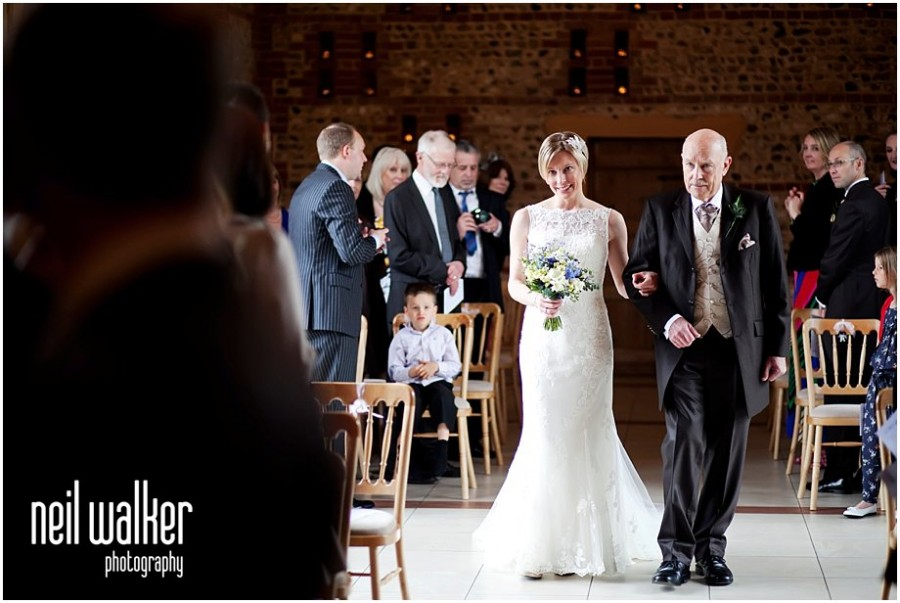 Upwaltham Barns Wedding Photography -_0037