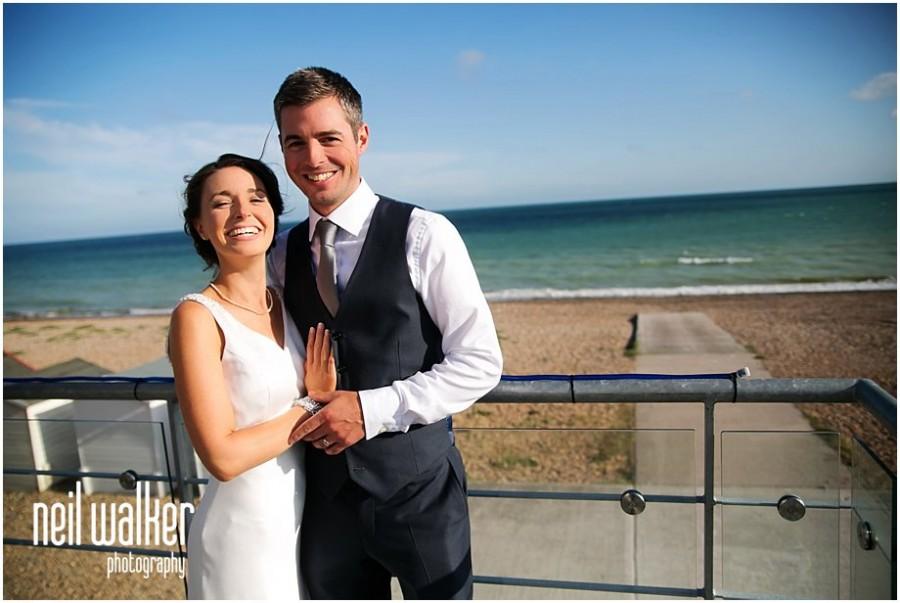 Sussex sunny wedding