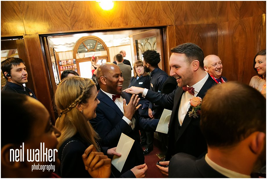 Old Finsbury Town Hall wedding photographer_0046