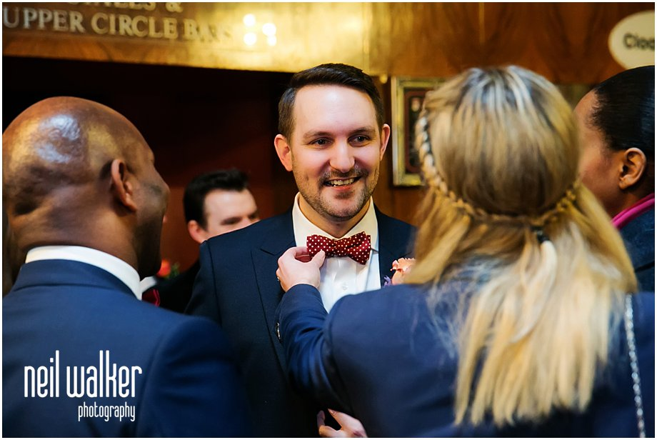 Old Finsbury Town Hall wedding photographer_0047