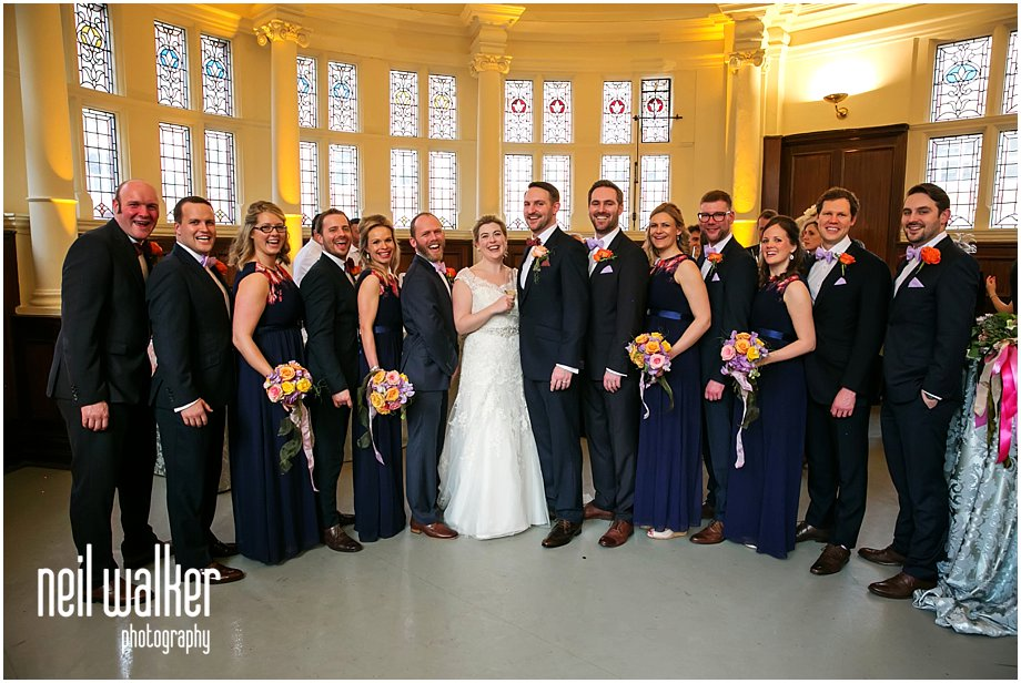 Old Finsbury Town Hall wedding photographer_0129