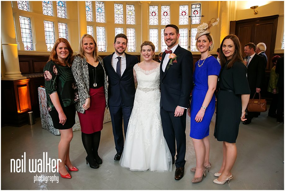 Old Finsbury Town Hall wedding photographer_0130