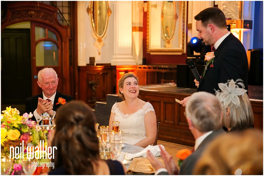 Old Finsbury Town Hall wedding photographer_0170