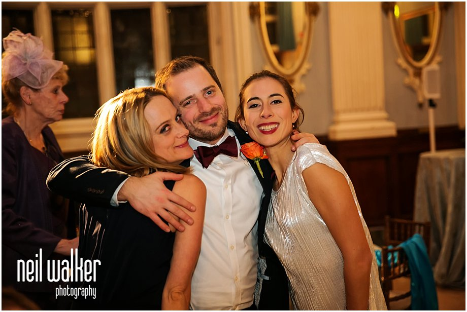 Old Finsbury Town Hall wedding photographer_0185