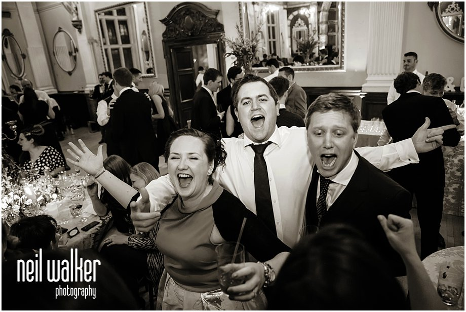Old Finsbury Town Hall wedding photographer_0189