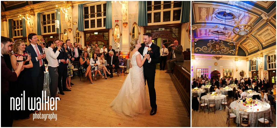 Old Finsbury Town Hall wedding photographer_0197
