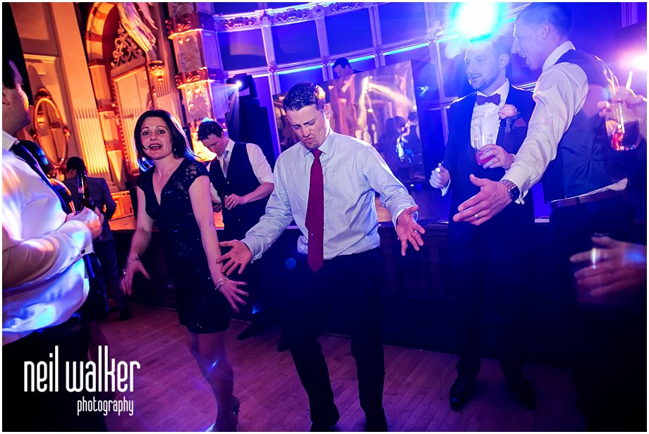 Old Finsbury Town Hall wedding photographer_0209