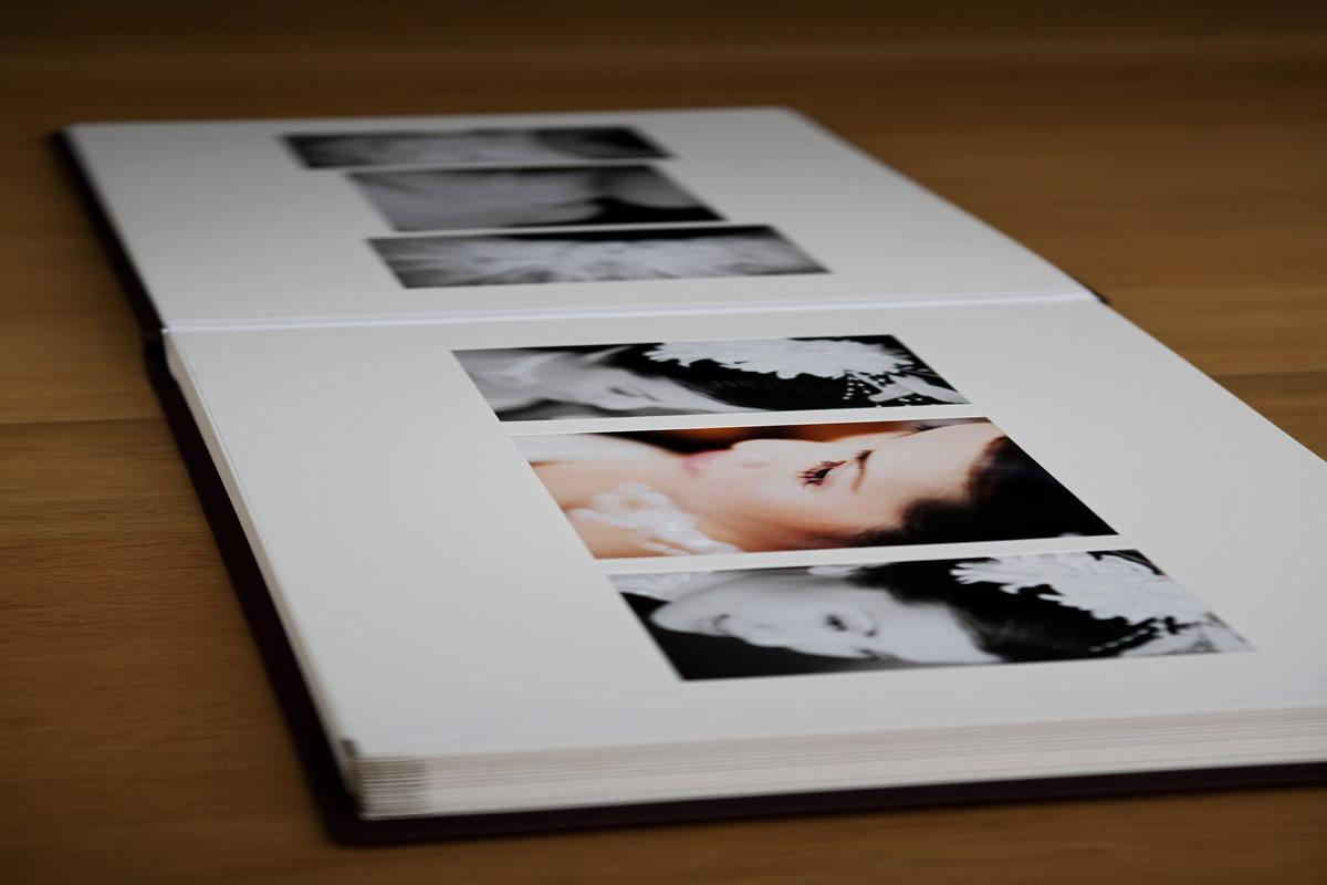 Jorgensen Deluxe Wedding Albums Neil Walker Photography