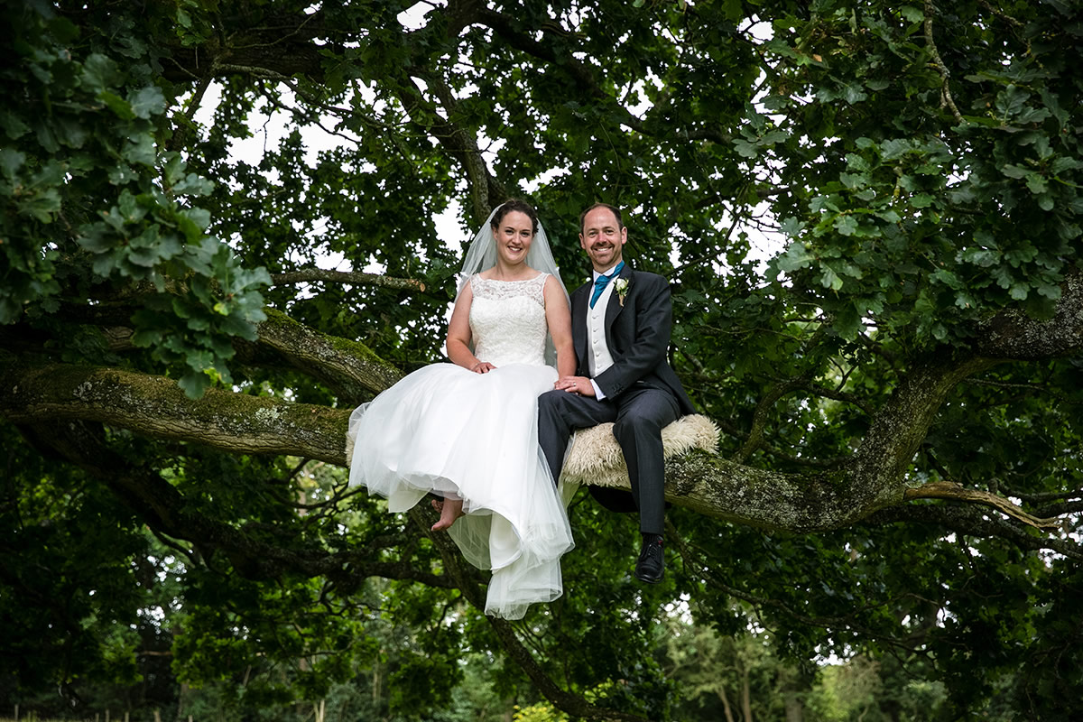 Rotherfield Marquee Wedding - Claire & Ben