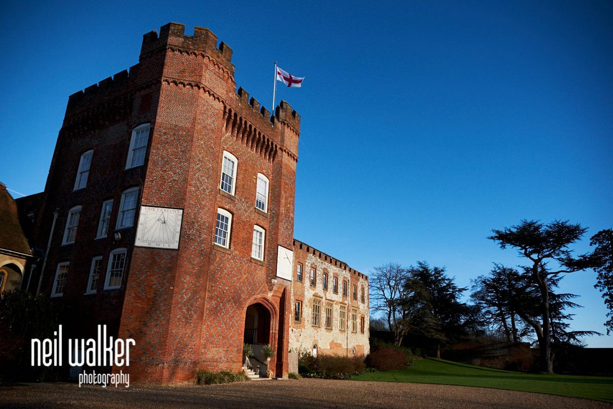 Farnham Castle exterior