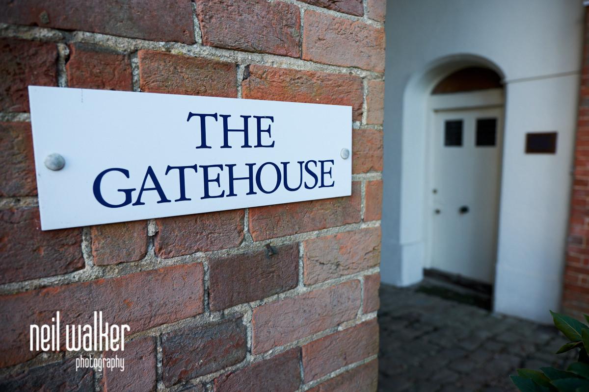 The Gatehouse at Farnham Castle