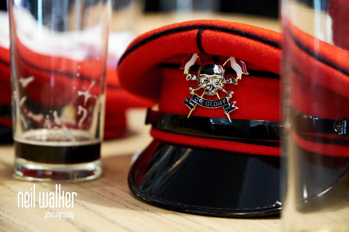 the captain's hat