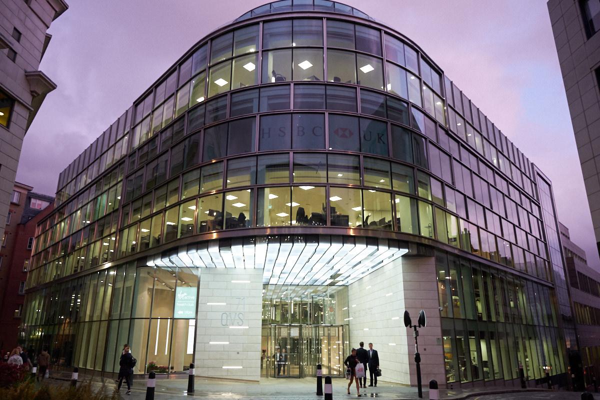 the exterior of 71 Queen Victoria Street, London