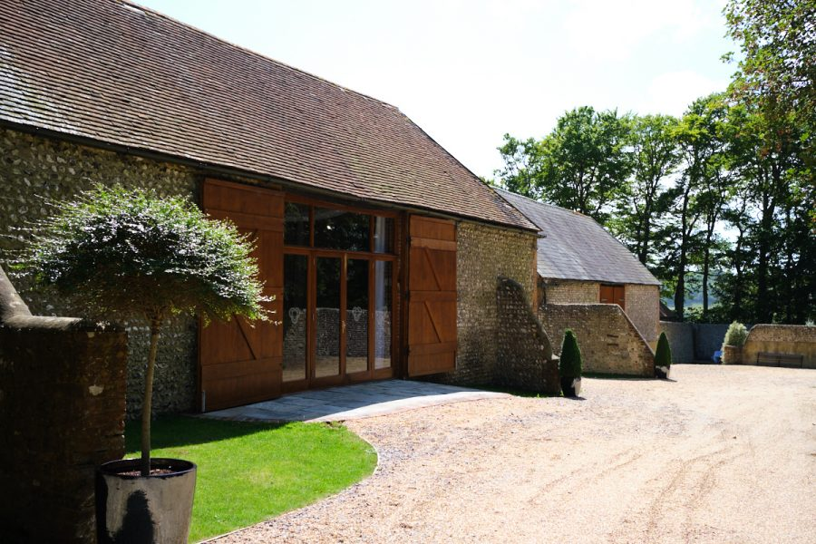 Cissbury Barns