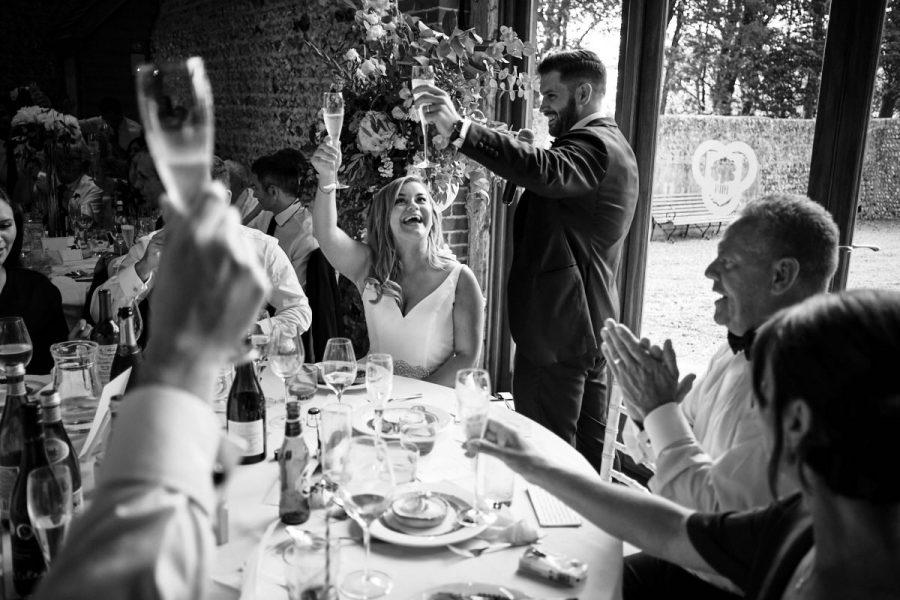 Cissbury Barns wedding photographer Neil Walker