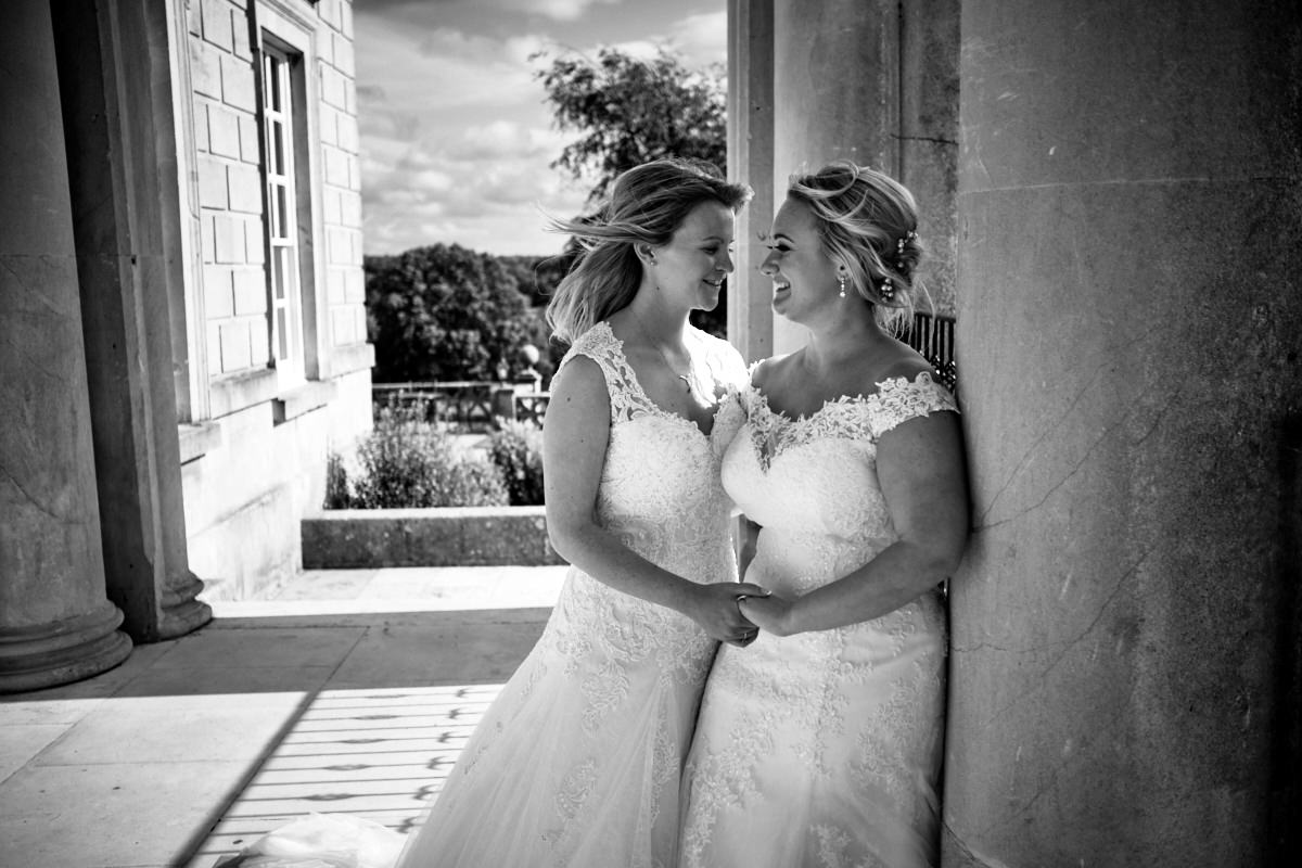 Buxted Park Hotel wedding photographer